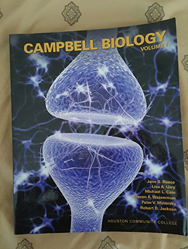 9781269757966: Campbell Biology, Vol. 1, 10th Edition