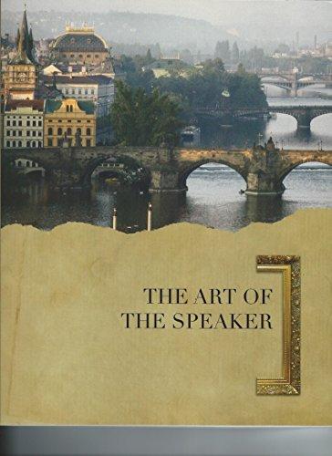 9781269759236: The Art of the Speaker