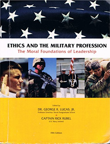 9781269759564: Ethics and the Military Profession : The Moral Foundations of Leadership