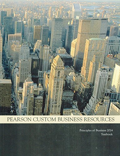9781269776448: Principles of Business 2014