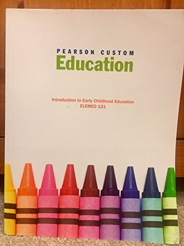 9781269822329: Introduction to Early Childhood Education
