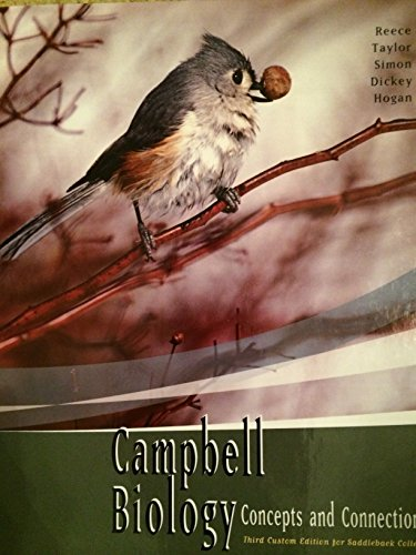 9781269861625: Campbell Biology Concepts and Connections (3rd Edition) Saddleback College