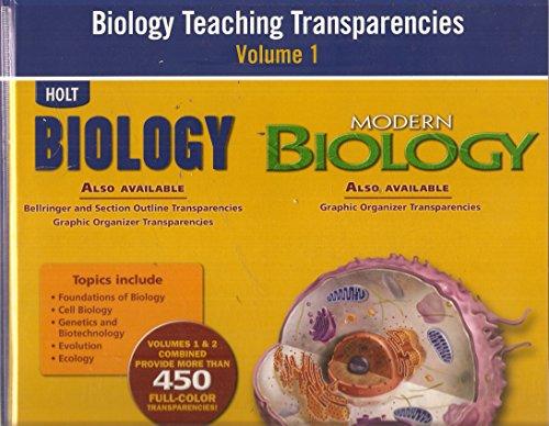 9781269867269: Biology Volume 1