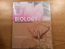 9781269868648: Biology Concepts and Connections Fourth Custom Edition for Glendale Community College