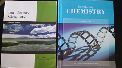 9781269872683: Introductory Chemistry, Fifth Edition (Custom)