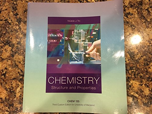 9781269885973: Chemistry Structure and Properties