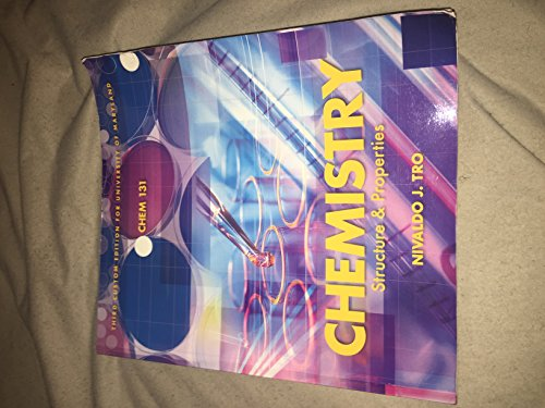 9781269886079: Chemistry Structure & Properties