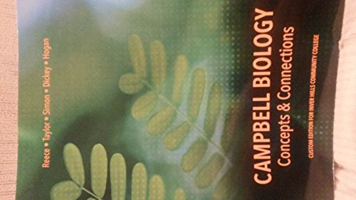 9781269889070: Campbell Biology Concepts and Connections