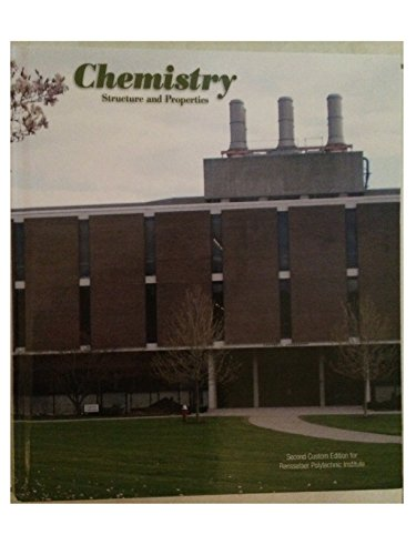 9781269892865: Chemistry Structure and Properties