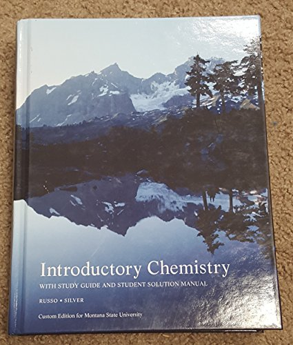 9781269897129: Introductory Chemistry - Custom Edition for Montana State University