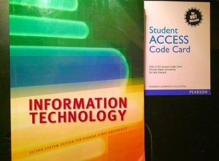 Information Technology Second Custom Edition for FSU: Beekman