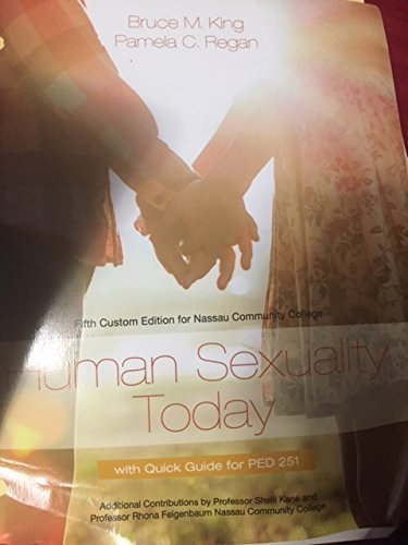 9781269899444: Human Sexuality Today - 5th ed