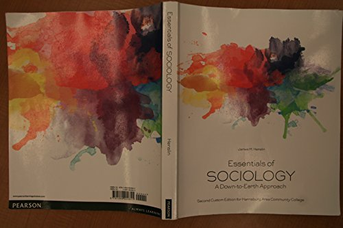 9781269904841: Essentials of Sociology