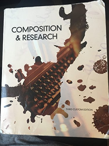 9781269905428: Composition & Research