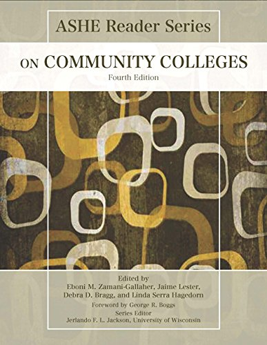 9781269905541: ASHE Reader on Community Colleges (4th Edition)
