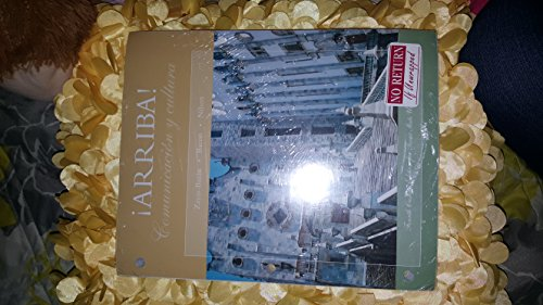 9781269906333: Arriba! Communicacion y cultura fourth custom edition for Texas State University