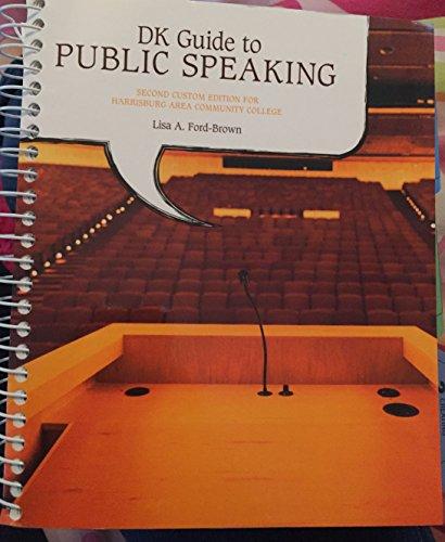 9781269913287: DK Guide to Public Speaking
