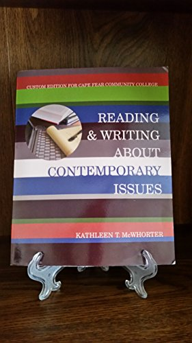 9781269917209: Reading and Writing About Contemporary Issues