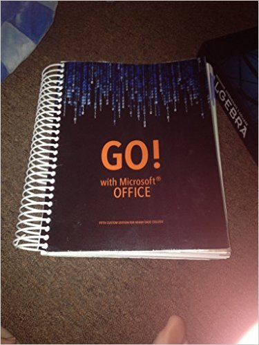 9781269922357: GO! with microsoft office