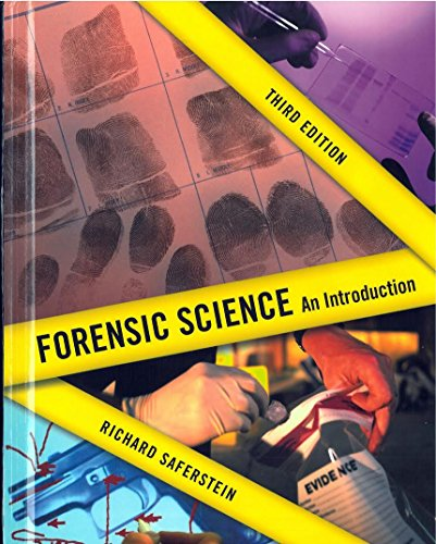9781269925204: Forensic Science: An Introduction