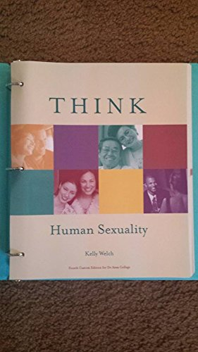 9781269925808: Think Human Sexuality
