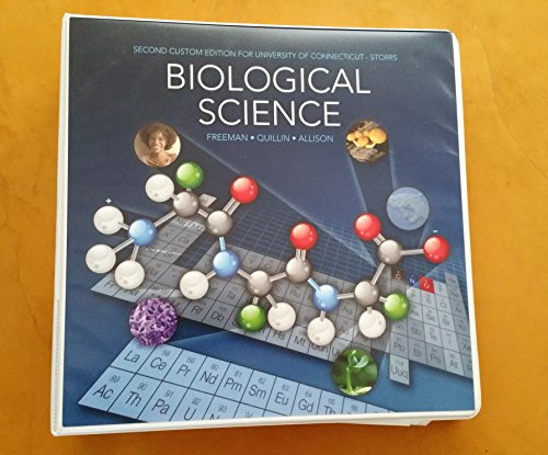 9781269933384: Biological Science, Second Custom Edition for University of Connecticut-Storrs