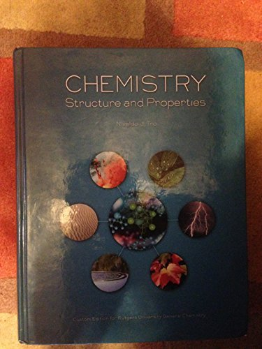 9781269935654: Chemistry: Structure and Properties