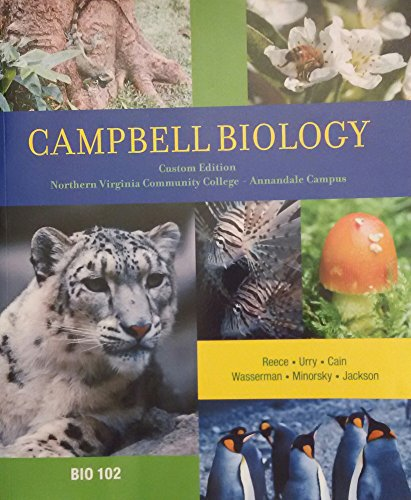 9781269935906: Campbell Biology Custom Edition