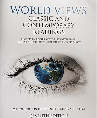 9781269947220: World Views- Classic and Contemporary Readings
