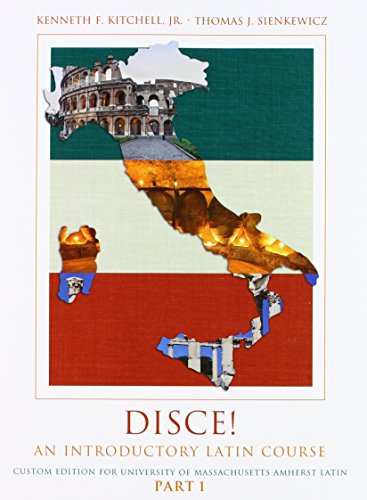 9781269956994: Disce! An Introductory Latin Course PACKAGE for University of Massachusetts-Amherst Latin 110 and 120