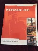 9781269958639: Interpersonal Skills