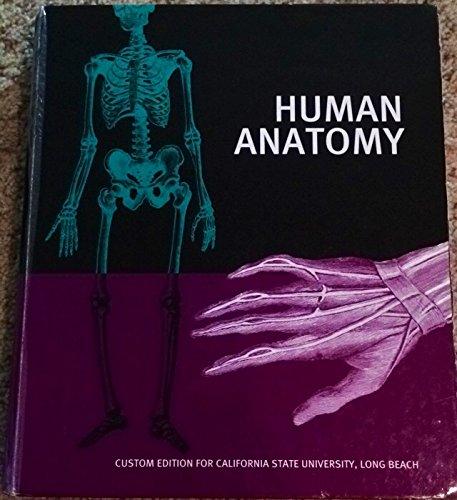 9781269962117: Human Anatomy Custom Edition