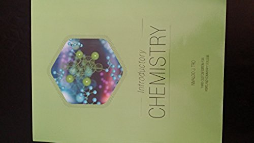 9781269973847: Introductory Chemistry Portland Community College Custom