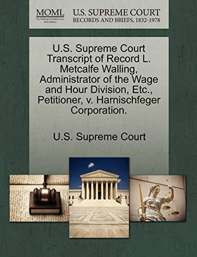 U.S. Supreme Court Transcript of Record L.