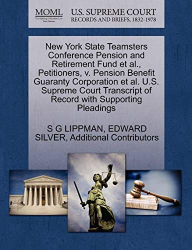 New York State Teamsters Conference Pension and: S G Lippman,