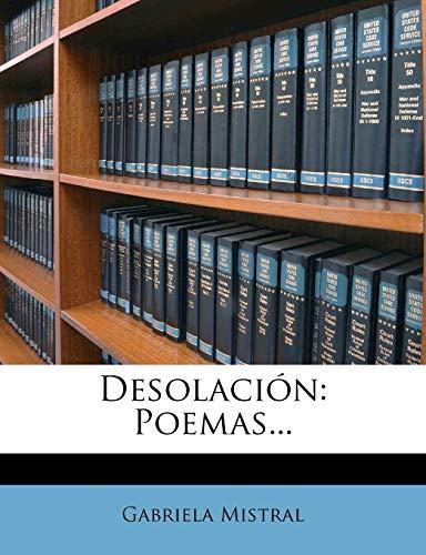 9781271173129: Desolación: Poemas...