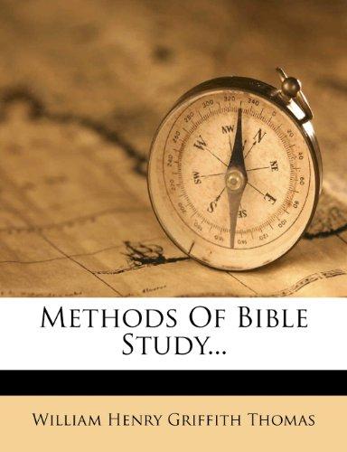 9781271270507: Methods Of Bible Study...