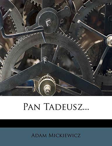 9781271798759: Pan Tadeusz...