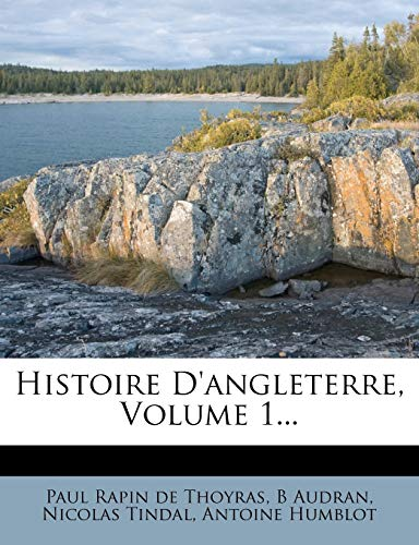 9781272228620: Histoire D'Angleterre, Volume 1...