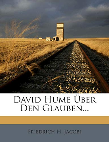 9781272384609: David Hume Uber Den Glauben...