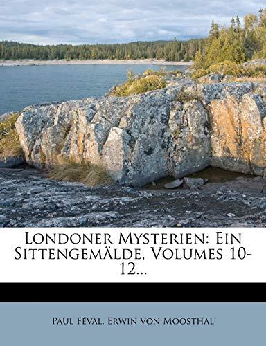 9781272515676: Londoner Mysterien. (German Edition)