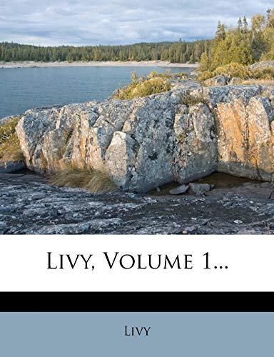 9781273501579: Livy, Volume 1... (Latin Edition)