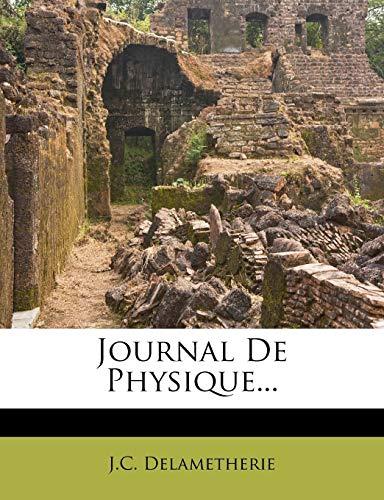9781273679568: Journal De Physique...