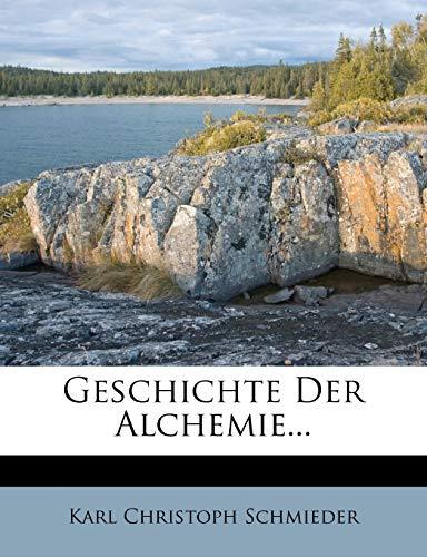 9781274065049: Geschichte der Alchemie.