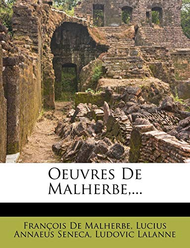 9781274094049: Oeuvres De Malherbe,... (French Edition)