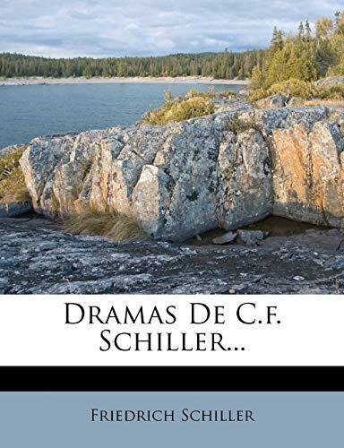 9781274142368: Dramas De C.f. Schiller.