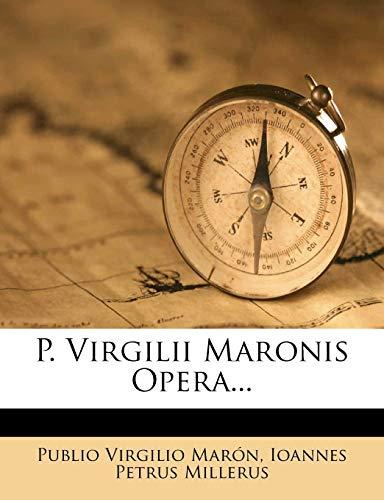 9781274222633: P. Virgilii Maronis Opera.