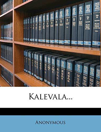 9781274507983: Kalevala... (Finnish Edition)