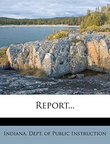 9781275295353: Report...