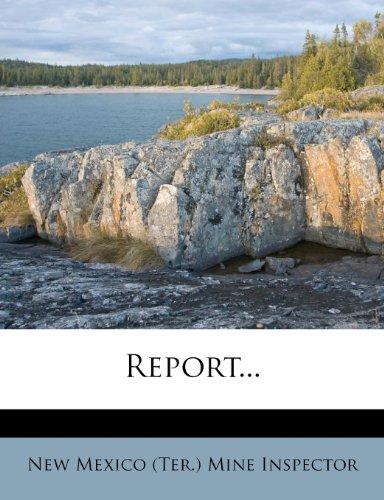 9781275365056: Report...
